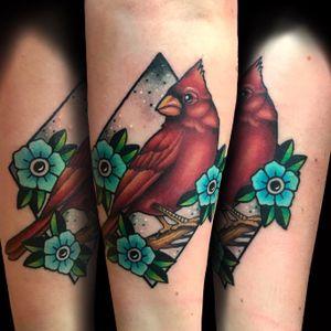 Beautiful cardinal!