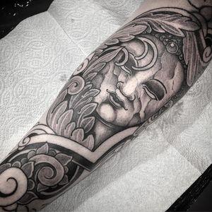 Cool tattoo by Jamma Dodger #JammaDodger #cooltattoos #cooltattoo #besttattoo #tattoodoapp #tattooartists #tattooideas #tattooart