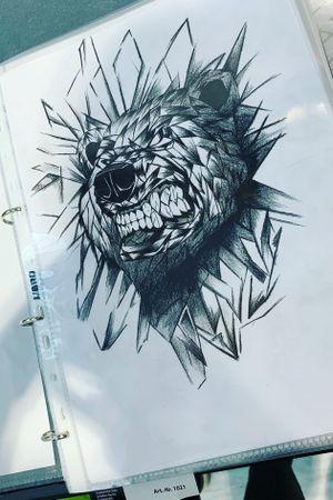#bear #graphic