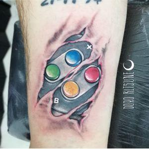 Nintendo pad