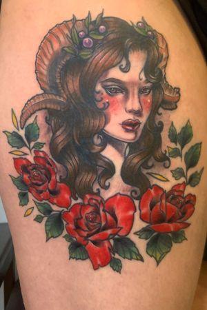 #womantattoo #f #tattooflash #color #legtattoo #rose #rosetattoo #neotraditional #newschool #newschooltattoo #seoultattoo #drawing #tattoo #today