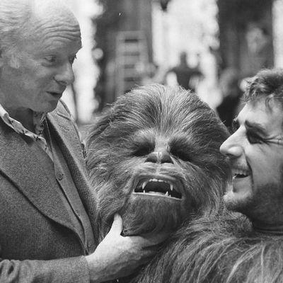 Chewbacca without his mask #chewbaccatattoo #chewbacca #starwars #movietattoos #petermayhew #georgelucas #scifi