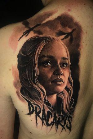 KHALEESI @poppinowillinkya #tattoo #tattoos #tat #ink #inked #TFLers #tattooed #tattoist #coverup #art #design #sleevetattoo #healed #photooftheday #tatted #bodyart #tatts #tats #amazingink #tattedup #poppino #inkedup #inkspired #kladovo #tetovaze #tatz #tetoviranje #sullenart #sullenclothing #cheyennetattooequipment @cheyenne_tattooequipment
