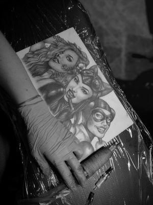 Gotham Girls *practice*