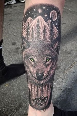 #wolf #realism #sanfrancisco #masterpiece