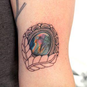 Female tattoo artist spotlight. Cool tattoo by Meg Adamson #MegAdamson #femaletattooartists #tattoodoapp #ladytattooartist #femaletattooist #ladytattooist #cooltattoos #awesometattoos #besttattoos