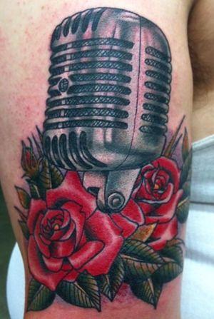 Tattoo from Steve Johns