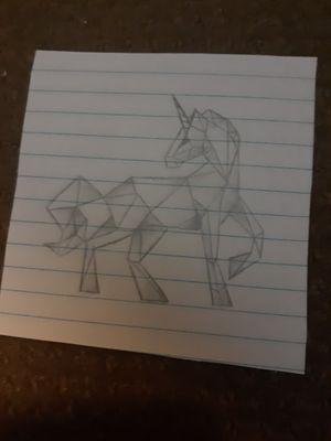 #unicorn #unicorntattoo