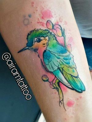 #watarcolor #aquarela #tattoosp #tattoo #tattoobrasil
