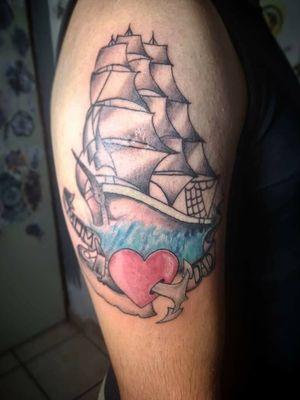Barco tradicional