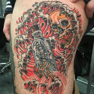 Awesome tattoo by Klem Diglio #KlemDiglio #TattoodoAmbassador #Tattoodo #awesometattoos #besttattoos #tattooartist #tattooidea #cooltattoos #tattoosformen #tattoosforwomen