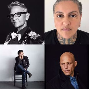 Bay Area Tattoo Convention 2019 - Panel Members: Ami James, Roxx, Kari Barba, Adam Vu Noir #AmiJames #AdamVuNoir #KariBarba #Roxx #BayAreaTattooConvention #BayArea #tattooconvention #SanFrancisco #tattooartists