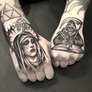 Bay Area Tattoo Convention 2019 - Tattoo by AdamVuNoir #AdamVuNoir #BayAreaTattooConvention #BayArea #tattooconvention #SanFrancisco #tattooartists