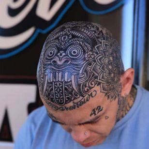 Bay Area Tattoo Convention 2019 - Tattoo by Joseph Haefs #JosephHaefs #BayAreaTattooConvention #BayArea #tattooconvention #SanFrancisco #tattooartists