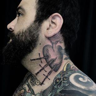 Bay Area Tattoo Convention 2019 - Tattoo by Zac Scheinbaum #ZacScheinbaum #BayAreaTattooConvention #BayArea #tattooconvention #SanFrancisco #tattooartists