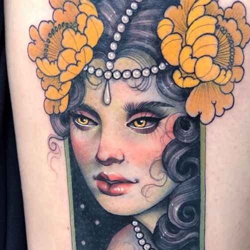 Awesome tattoo by Hannah Flowers #HannahFlowers #TattoodoAmbassador #Tattoodo #awesometattoos #besttattoos #tattooartist #tattooidea #cooltattoos #tattoosformen #tattoosforwomen