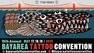 Bay Area Tattoo Convention 2019 #BayAreaTattooConvention #BayArea #tattooconvention #SanFrancisco #tattooartists