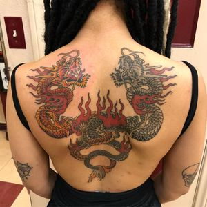 Bay Area Tattoo Convention 2019 - Tattoo by Tim Hendricks #TimHendricks #BayAreaTattooConvention #BayArea #tattooconvention #SanFrancisco #tattooartists