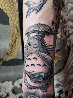 Totoro.