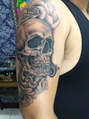 Tattoo feita pelo artista Lúcio Flávio (bode) Para orçamento  WhatsApp (11)954519701