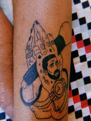 #permanenttattoo #indian #Drake