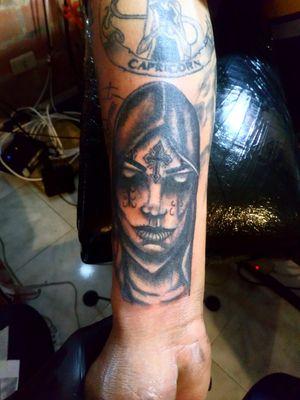 #tattoo #ink #art #nicktattoo #zonafranca #tattoocolombia #bogotatattoo #puratinta #pasion #tattoos #miedo #nicktattoo