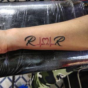 Alphabet tat