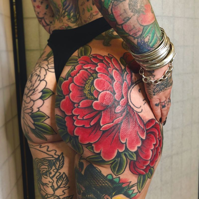 Tattoo from D'Lacie Jeanne