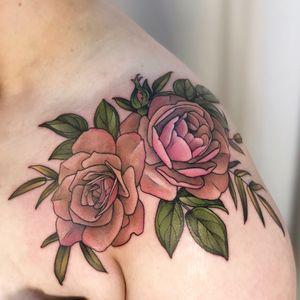 Tattoo by Broadleaf Studio