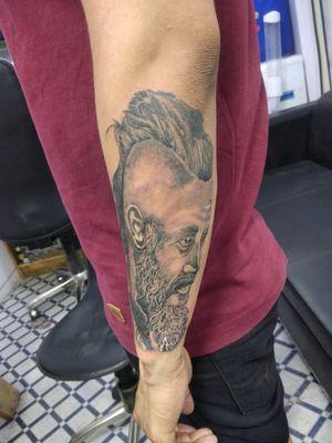 Viking character Ragnar