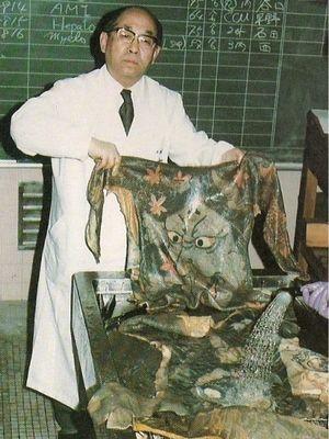 Preserving Tattoos - Dr. Masaichi Fukushi preserving Japanese tattoos #DrMasaichiFukushi #Japanesetattoos #Irezumi #preservedtattoo #savedtattoo #savemytattoo #rip #memorial #preservation