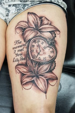 Meaning tattoo for daughter