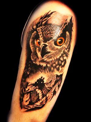Buo 🦉🦉🦉 #buo#buotatuaje#tatuajebuo#tatuajes#tatuador#tatuajebarcelona#barcelonatatoo#tattooowl#owl#owltattoo#calavera17s#tattoobarcelona