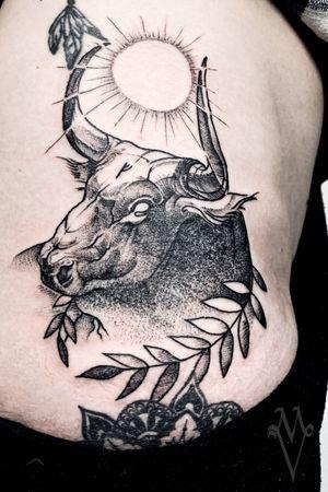 Taurus, bull, solar, zodiac