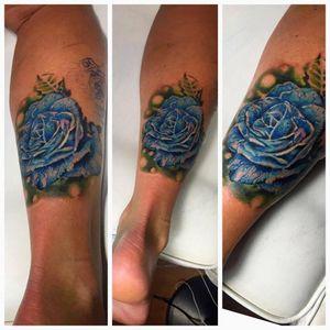 Tattoo by Luapple Tattoo