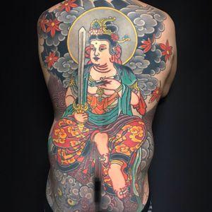 Monju bosatsu healed about 6years old 文殊菩薩 治り 約六年経過