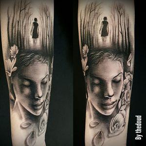 Black and grey work tattoo @prilaga #tattooideas #tattoosofinstagram #tattoomodel #tattoo #tattooed #tattoo2me #tattoolove #tattooartist #tattoosleeve #tattooer #prilaga #tattoos #tattoolife #tattoostyle #tattooist #tattoooftheday #tattoostudio #tattooflash #tattoodo #tattooing #tattooart #tattooink #tattoodesign