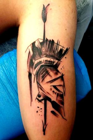 #gladiatortattoo #tatooartist #Roman #stillinprogress #noisiamoisolitisemprecosì
