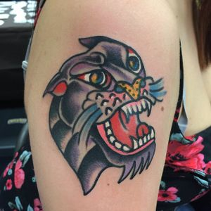 Tattoo by Red Couch Tattoo Shop
