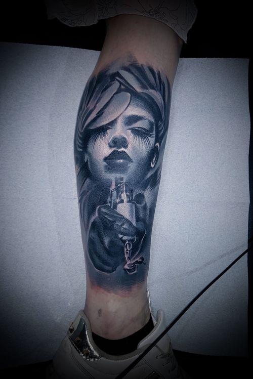 #owltattoo #coverup #tatted#Black #blackandgray #ink #tatuaż  #Cheyenne #worldfamousink #HolyGhostTattoo #tattoo #inkedmag tattoolovers
