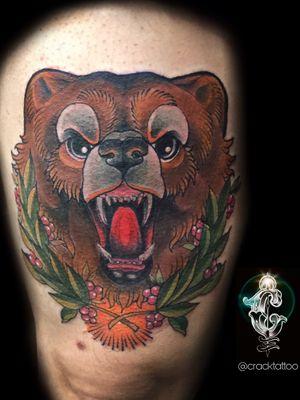 Angry Bear !!!