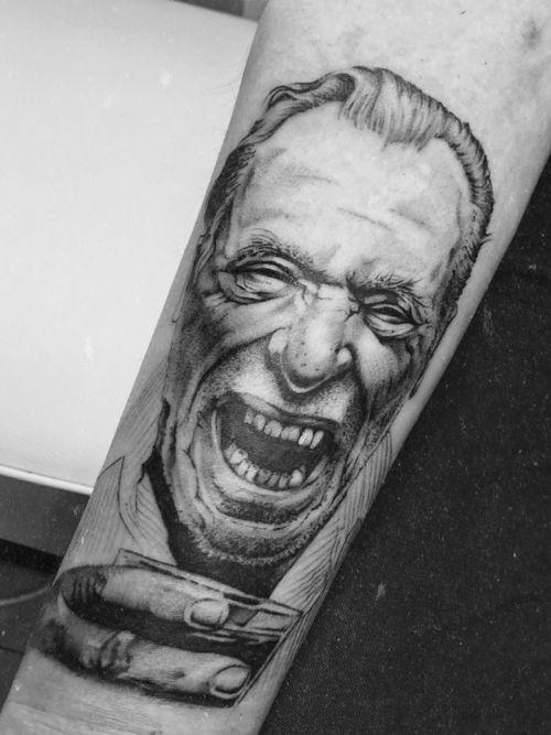 #tattoo #ink #tattoos #tattooed #tattooartist #tattooart #wheretheytatt #tattoolife #blackwork #tattooedgirls #татуировка #tattoodesign #тату #tattoomodel #tattooing #tattooer #tattoosofinstagram #tattoooftheday #tattoostudio #tattooidea