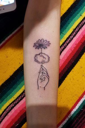 Line tattoo #tattooline #linework #lineworktattoo