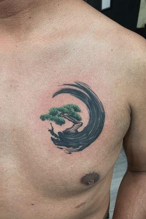Enzo + bonsai