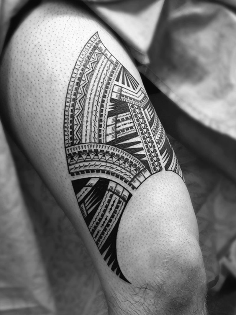 Tattoo from Tuigamala Andy
