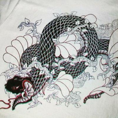 Serpiente Cascabel. #art #ilustracion #tattoo #tatuajes #tatuajesperu #inktattoo #arte #marca #logo #studioart #studiotattoo #rustustattoo #dragon #snake #snakes #venom #serpiente #serpientecascabel
