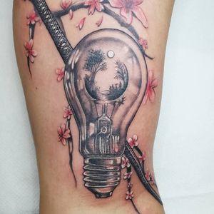 #Trachic Tattoo : Private tattoo studio in Brussels. #illustrative work #botanic tattoo #kine art