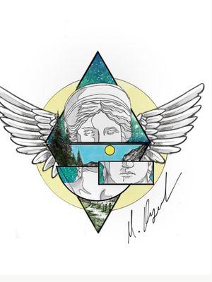 Angel wings #angel #wings #angelwings