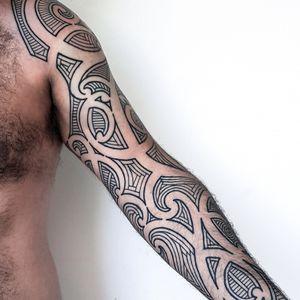 maori sleeve