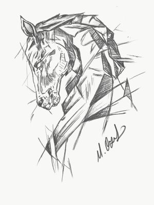 #horse #horsetattoo